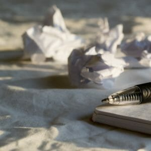 Business Blog Content - Dealing With Writer's Block