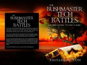 Cover, Bushmaster Tech Battles