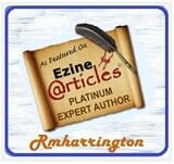 Rm Harrington Ezine Articles Platinum Author
