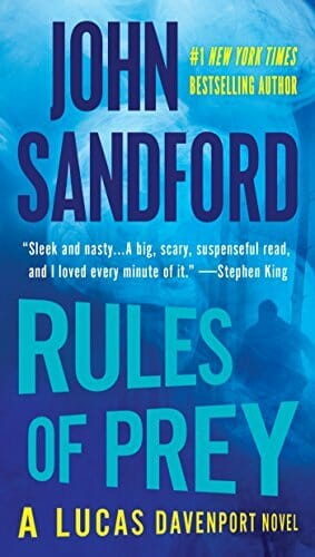 Rules of Prey (The John Sandford Prey Series Book 1)