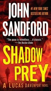 Shadow Prey Book cover