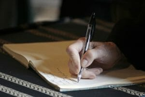 sci-fi Authors Wanted, Pen-To-Paper