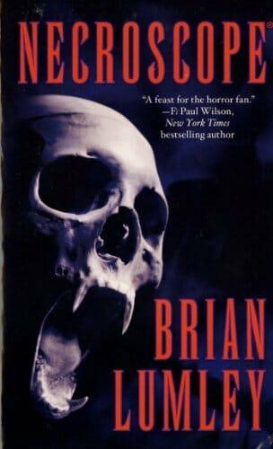 Necroscope, Vampires and Dead Speak by Brian Lumley