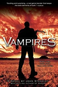Cover Vampires horror