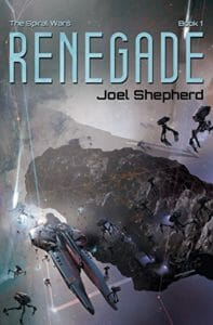 Novel cover, Renegade