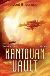 Book Cover, Kantovan Vault