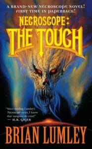 Book Cover Image, Necroscope Touch