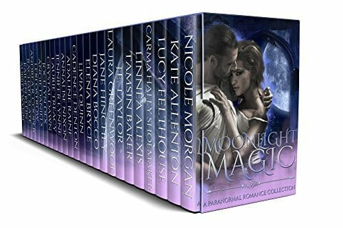 Moonlight Magic: A Limited Edition Collection of Supernatural Tales