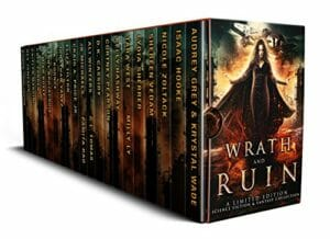 Wrath and Ruin Short SCI-FI Collection