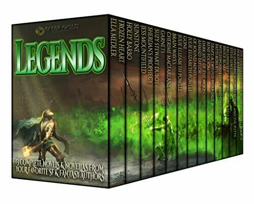 Legends (SF/Fantasy Box Set Vol.1): 13 Complete Novels & Novellas from your Favorite SF/Fantasy Authors