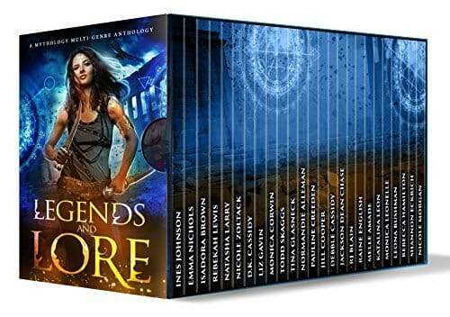 Legends and Lore: a Mythology Multi-Genre Anthology