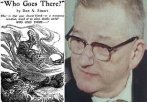 Science Fiction Creature Author