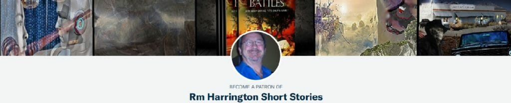 Patreon Rm Harrington Support Page