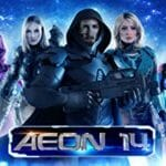 Author MD Cooper, Owner of the Aeon 14 Universe