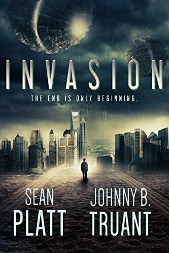 Invasion by Truant and Platt,  (Alien Invasion Book 1)