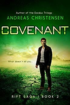 Rift Saga Book 2, Covenant by Andreas Christensen