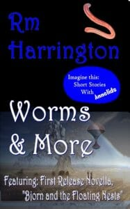 Worms & More At Rm Harrington Science Fiction Marketplace