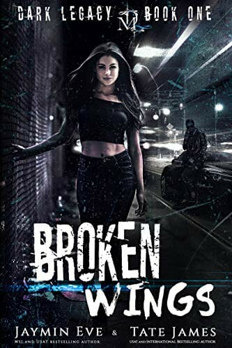 Broken Wings: Why Read Another Dark High School Romance Novel?
