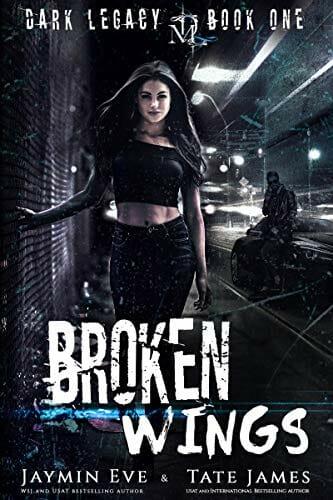 Broken Wings: Why Read Another Dark High School Romance Novel?