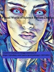 Visual World of Science Fiction Comic Books