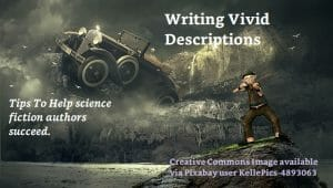 Helping Science Fiction Authors Write Vivid Descriptions